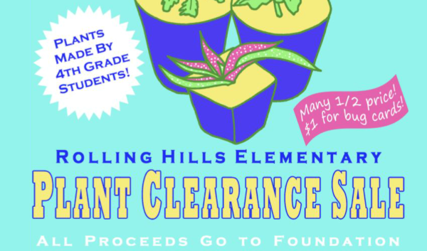 Plant Clearance Sale